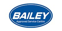 bailey approved service centre logo
